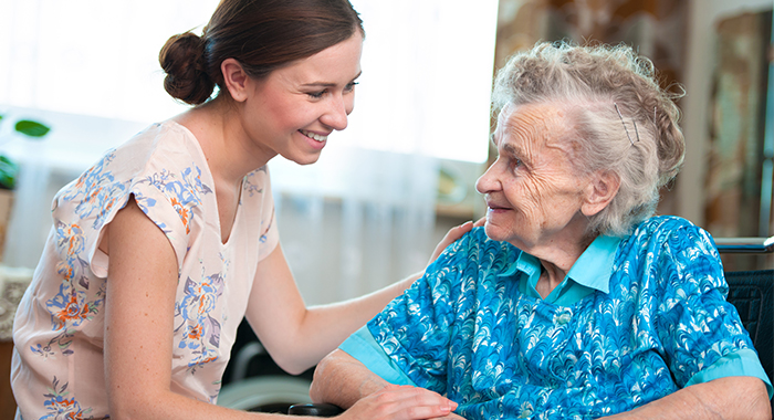 As Parkinson's advances, there is a shift in overall daily caregiving responsibilities.