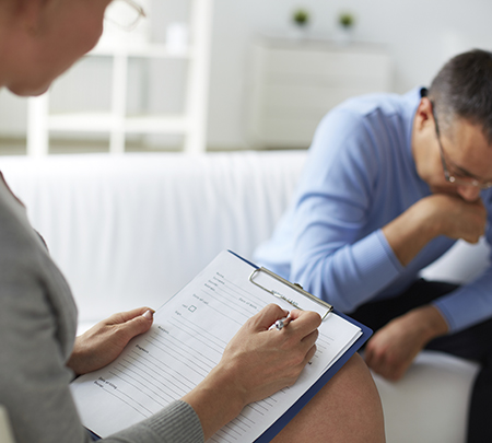 Image result for Treatment options available for in-patients suffering from depression