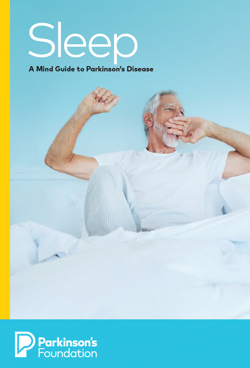 Sleep: A Mind Guide to Parkinson's Disease