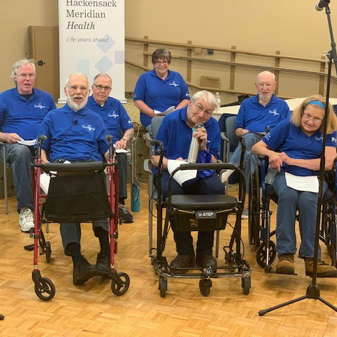The George Foundation's Singing with Parkinson's